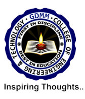 GDMM College of Engineering & Technology for Women