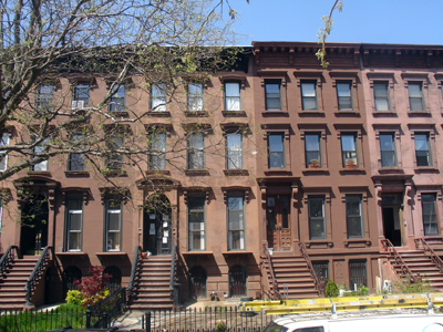 Brooklyn Brownstone Preserva