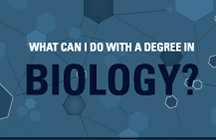 What Can I Do With a Degree in Biology?