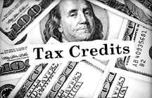 Tax credits image (iStockphoto)