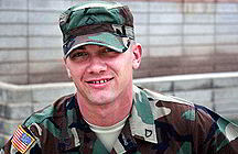 Soldier (iStockphoto)