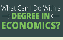 What Can I Do With a Degree in Economics?