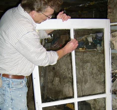 Помыть 1 окно в квартире в г Москва за 300 рублей  6
